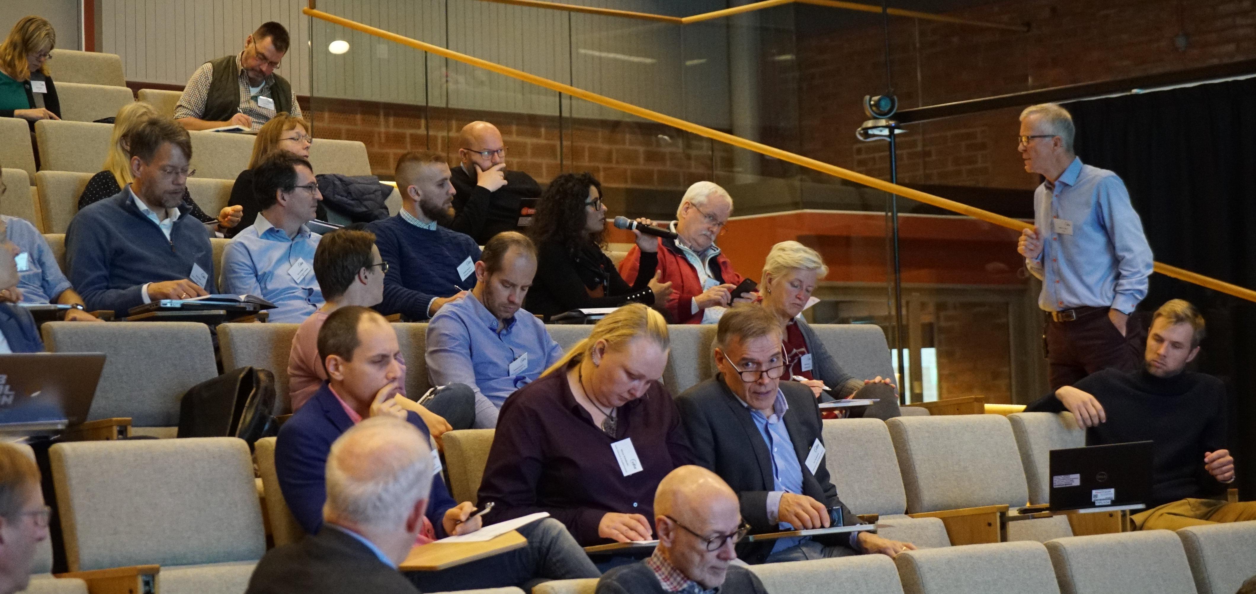 CDIO seminar oct 17 audience